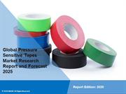 Pressure Sensitive Tapes Market Share, Size and Forecast Key Players
