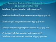 coinbase Technical  support number⚽️ ☎️833*905*2008