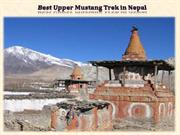 Best Upper Mustang Trek in Nepal