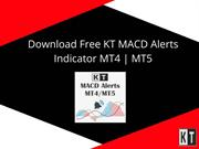 Download Free KT MACD Alerts Indicator MT4 | MT5