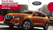 The All-New Nissan Rogue - Not a Rogue One After All