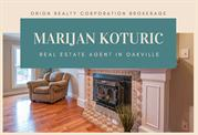 Real Estate Agent In Oakville, Marijan Koturic