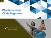Physiotherapy Clinic Singapore