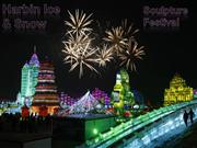 Harbin Ice and Snow Sculpture