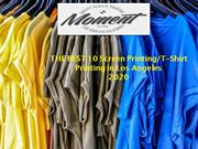 THE BEST 10 Screen Printing/T-Shirt Printing in Los Angeles 2020