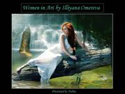 Amazing art of Illiyana Omereva