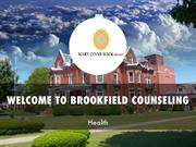 BROOKFIELD COUNSELING PRESENTATION