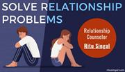 How to Solve Relationship Problems with Relationship Counselor