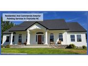 Residential And Commercial Exterior Painting Services In Charlotte NC