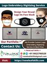 High Quality Embroidery And Logo Digitizing Services