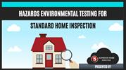 Get a Hazard Free Home with Our Investigator