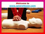 The Importance of CPR AED First Aid Certification Online