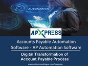Accounts Payable Automation Software - AP Automation Software
