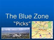 The Blue Zone-PICKS
