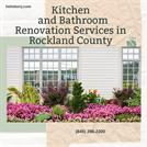 Kitchen and Bathroom Renovation Services in Rockland County