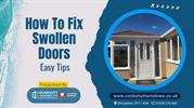 Know How To Fix Swollen Doors During The Rainy Season