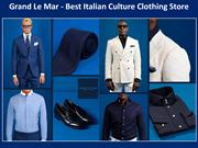 Grand Le Mar - Best Italian Culture Clothing Store