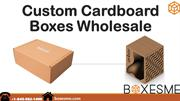 Fully Utilize Custom Cardboard Boxes To Enhance Your Business
