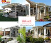 Patio Cover Installation Sacramento