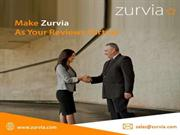 Best Customer Review App For Business - Zurvia  Review App