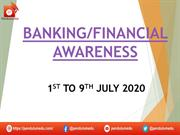 ppt banking affaires 1st to 9th july 2020