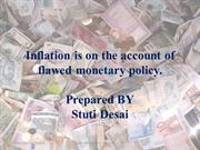 Monetery of Inflation