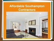 Quality and affordable home builders in Hamptons