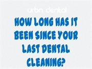 How long has It been Since Your Last Dental Cleaning - DENTISTHOUSTONT
