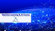 Machine Learning & AI Course, Machine Learning Online Course