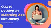 How Much Does it Cost To Build an eLearning App Like Udemy_