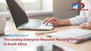 The Leading Enterprise Resource Planning Company in South Africa