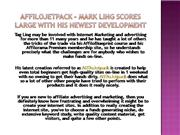 AffiloJetpack - Mark Ling Scores Large With His