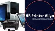 How To Contact HP Printer Service Department  hp.printeralign