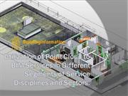 Utilization Of Point Cloud to BIM Services in Different Segments