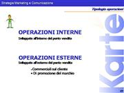 01 Presentazione strategie di Marketing
