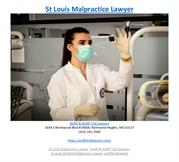 St Louis Malpractice Lawyer