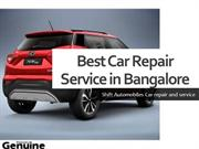Best Car Repair Service in Bangalore