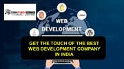 Get the Touch of the Best Web Development Company in India