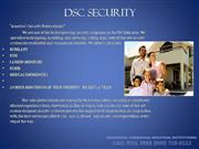 DSC Security