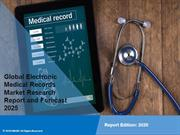 Electronic Medical Records Market Report, Share andForecast