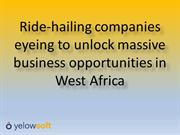 Ride-hailing companies eyeing to unlock massive business opportunities