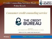 Credit Counseling Services West Palm Beach
