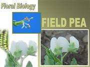 Floral Biology of peas