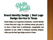 Best Logo Design Service In Texas | Brand Identity Design