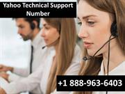 Yahoo Technical Support Number +1888-963-6403
