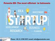 Potentia HR- The most efficient  in Indonesia