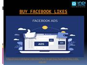 Are you searching buy facebook likes in India