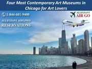 Four Most Contemporary Art Museums in Chicago for Art Lovers