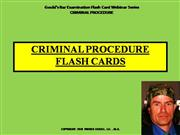 CRIMINAL_PROCEDURE_F LASH_CARDS