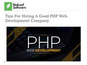 Tips-For-Hiring-A-Good-PHP-Web-Development-Company